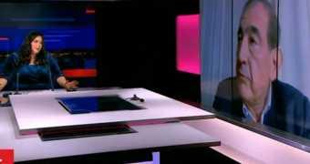 لقاء د.قدري جميل على قناة فرانس ٢٤